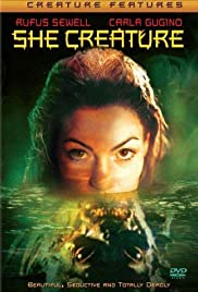 Mermaid Chronicles Part 1: She Creature Poster