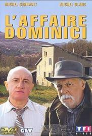 L'affaire Dominici Poster