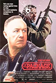 The Package (1989) Poster - Movie Forum, Cast, Reviews