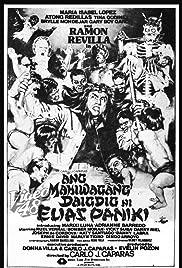 Ang mahiwagang daigdig ni Elias Paniki Poster