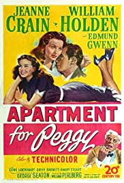 Apartment for Peggy (1948) Poster - Movie Forum, Cast, Reviews