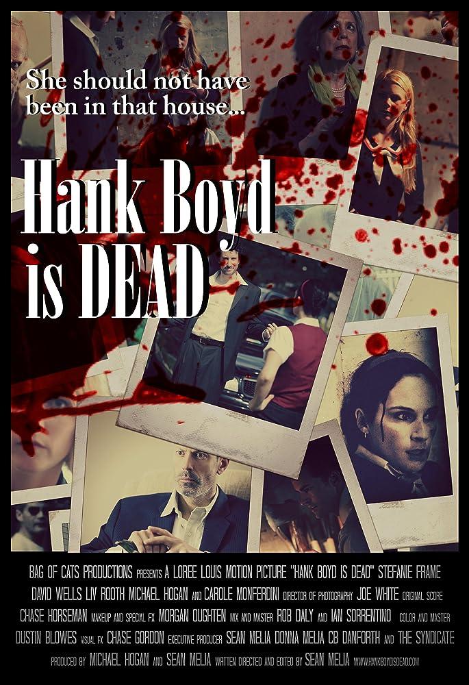 Хэнк Бойд Мёртв / Hank Boyd Is Dead / 2015 / ПМ / WEB-DLRip