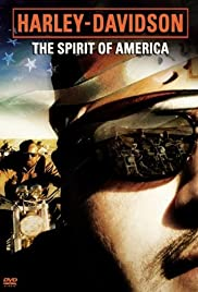Harley Davidson: The Spirit of America Poster