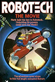 Robotech: The Movie Poster