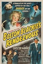 Boston Blackie's Rendezvous Poster