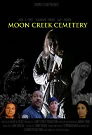 Moon Creek Cemetery Poster