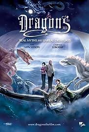 Dragons 3D Poster