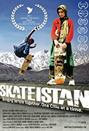 Skateistan: Four Wheels and a Board in Kabul Poster
