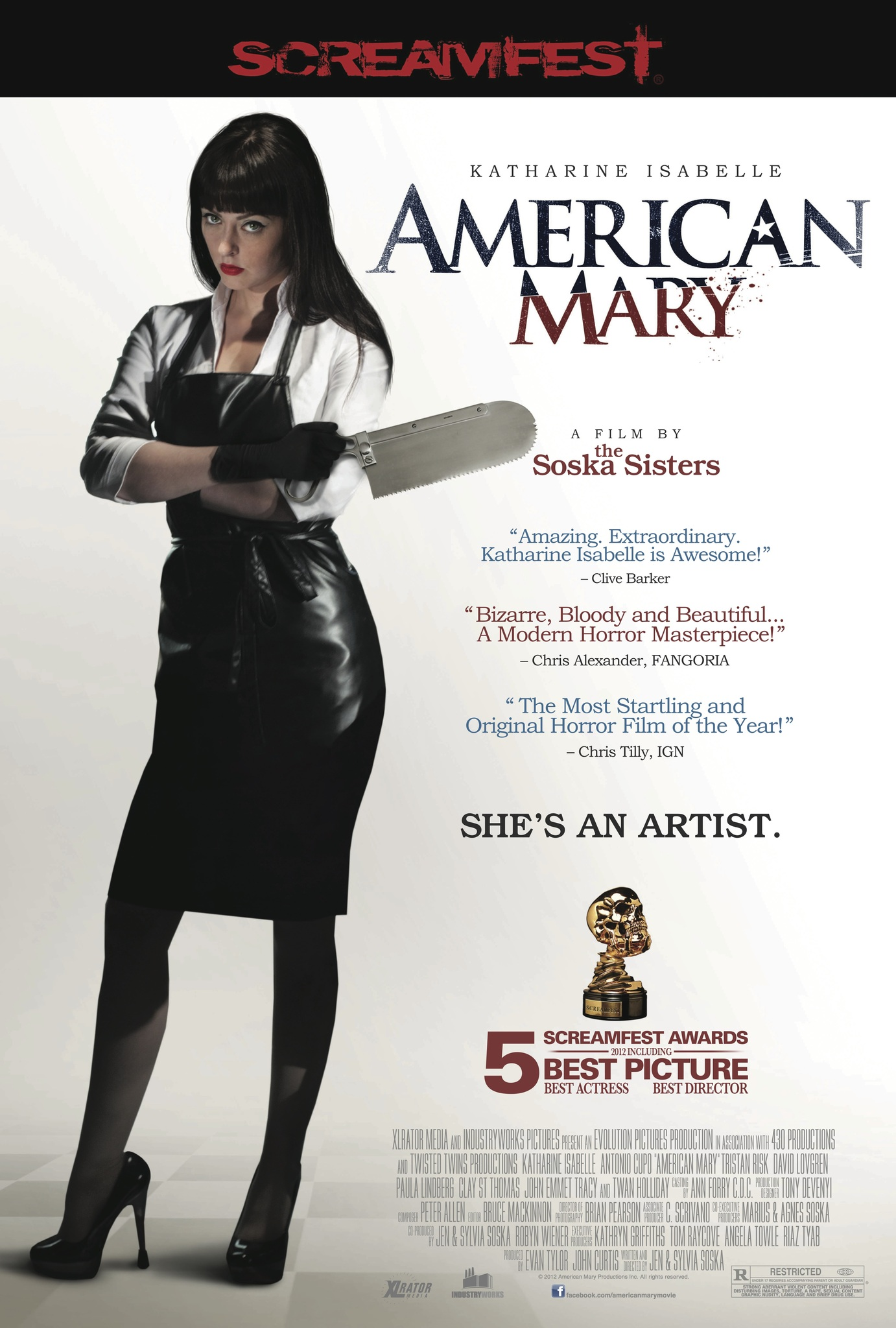 American Mary Watch Full Movie Free Online