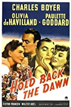 Image of Hold Back the Dawn