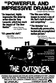 The Outsider (1979) Poster - Movie Forum, Cast, Reviews