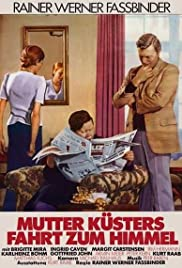 Mother Küsters Goes to Heaven (1975) Poster - Movie Forum, Cast, Reviews