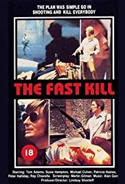 The Fast Kill Poster