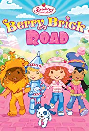 Strawberry Shortcake: Berry Brick Road Poster