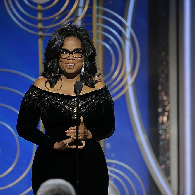 Oprah Winfrey at an event for The 75th Golden Globe Awards (2018)