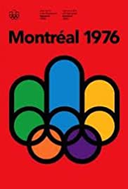 Games of the XXI Olympiad Montreal 1976 Poster