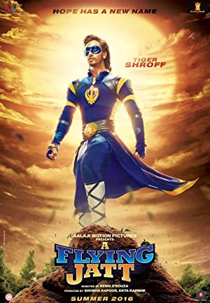 A Flying Jatt (2016) Download on Vidmate