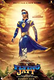 A Flying Jatt 2016 WEBRip 575MB Hindi ESubs MKV