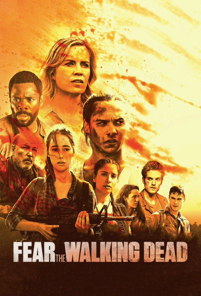 Assistir Fear the Walking Dead Dublado e Legendado Online