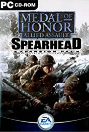 Medal of Honor: Allied Assault - Spearhead (2003) Poster - Movie Forum, Cast, Reviews