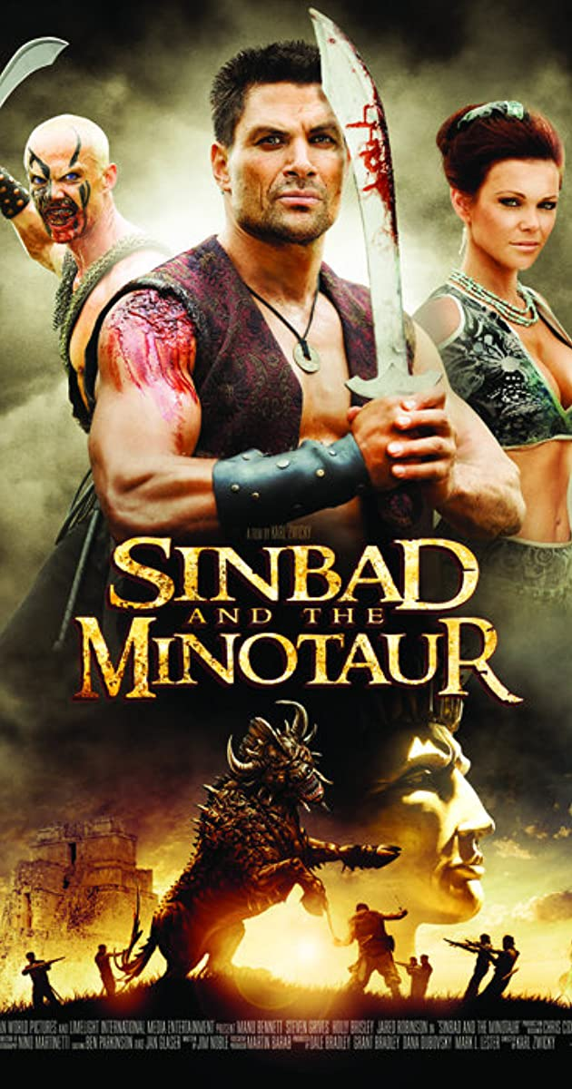 Sinbad and the Minotaur (2011)