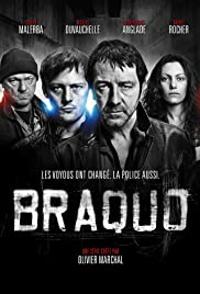 Braquo Poster - TV Show Forum, Cast, Reviews
