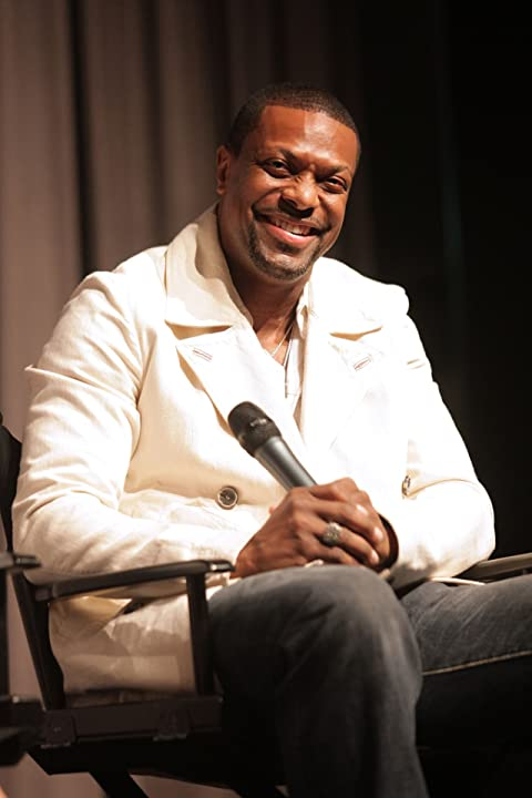 Chris Tucker at an event for Silver Linings Playbook (2012)