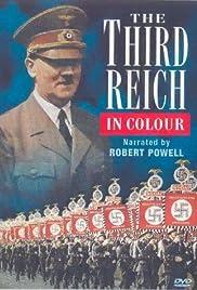 Das Dritte Reich - In Farbe Poster