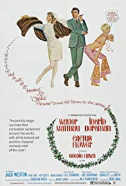 Cactus Flower (1969) Poster - Movie Forum, Cast, Reviews