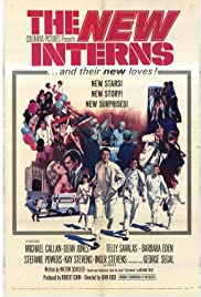 The New Interns Poster