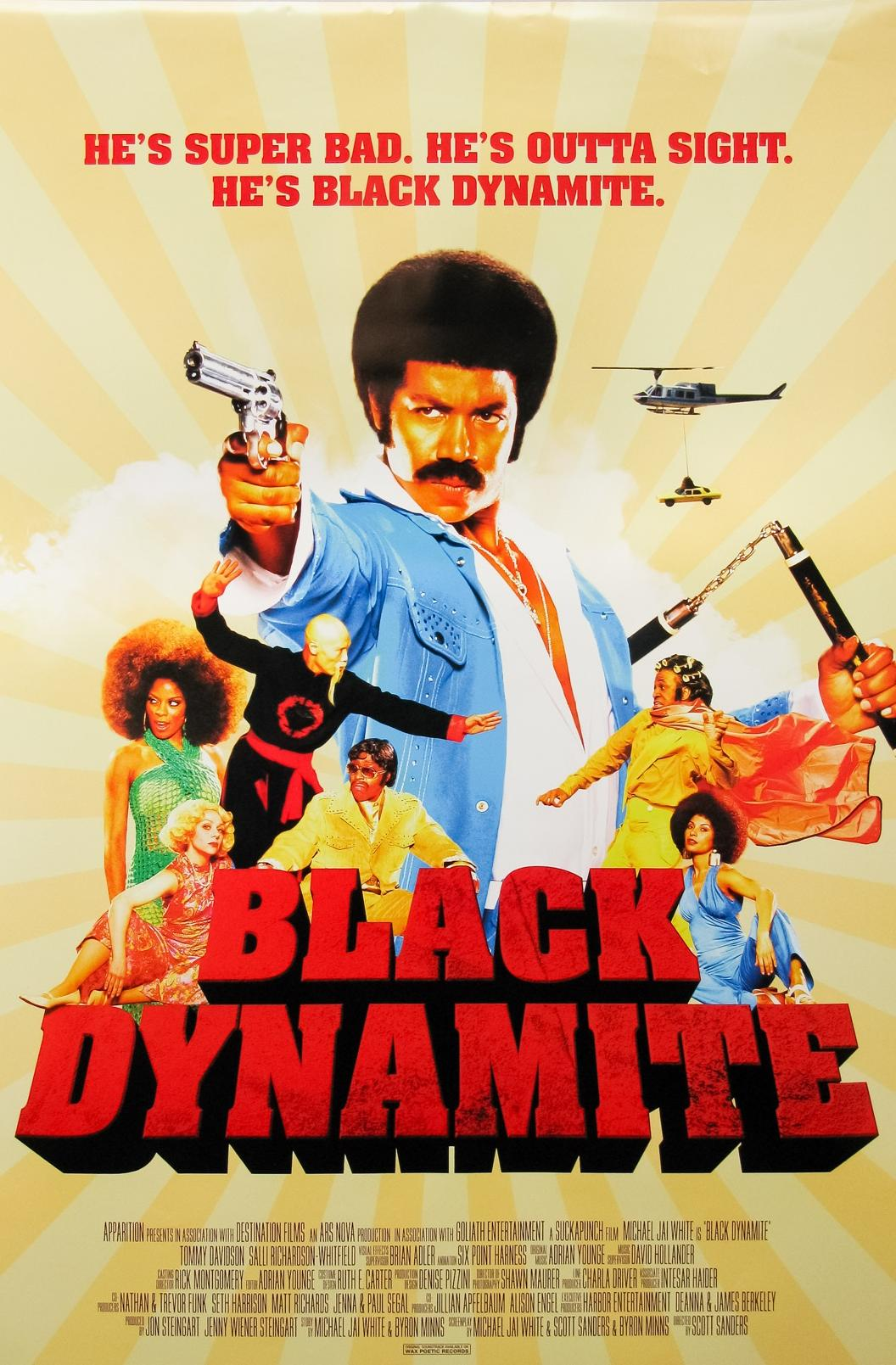 image Black Dynamite Watch Full Movie Free Online