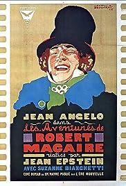 The Adventures of Robert Macaire Poster