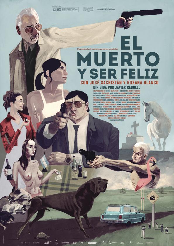 image El muerto y ser feliz Watch Full Movie Free Online