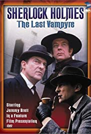 The Last Vampyre Poster