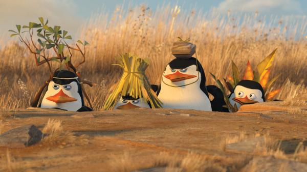 Madagascar: Escape 2 Africa (2008)