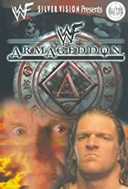 WWF Armageddon (1999) Poster - TV Show Forum, Cast, Reviews