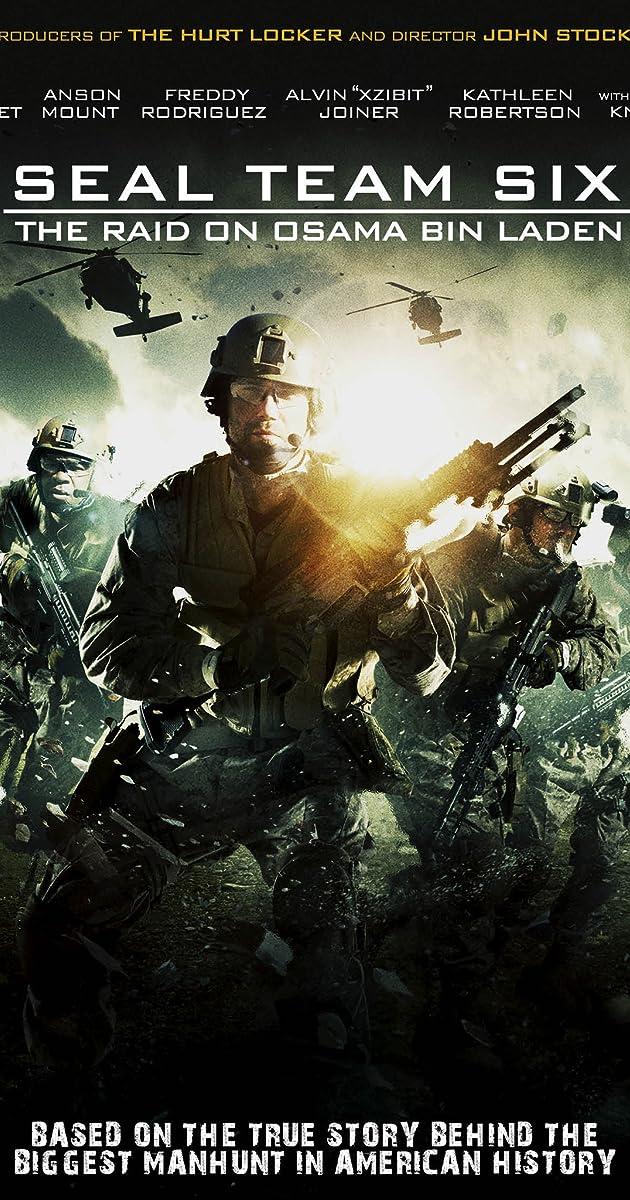 Seal Team Six The Raid on Osama Bin Laden 2012 BRRip