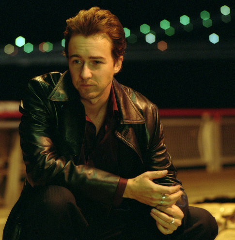 Edward Norton in 25th Hour (2002)