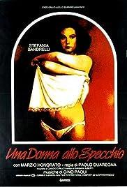 Una donna allo specchio Poster
