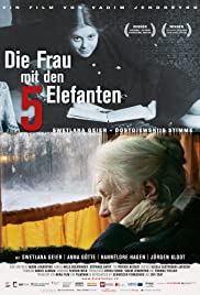 Die Frau mit den 5 Elefanten Poster