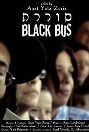 Black Bus Poster