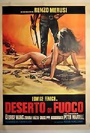 Deserto di fuoco Poster