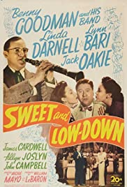 Sweet and Low-Down (1944) Poster - Movie Forum, Cast, Reviews