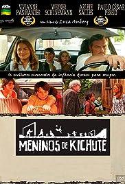 Meninos de Kichute Poster
