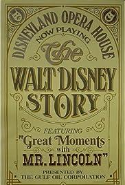 The Walt Disney Story Poster