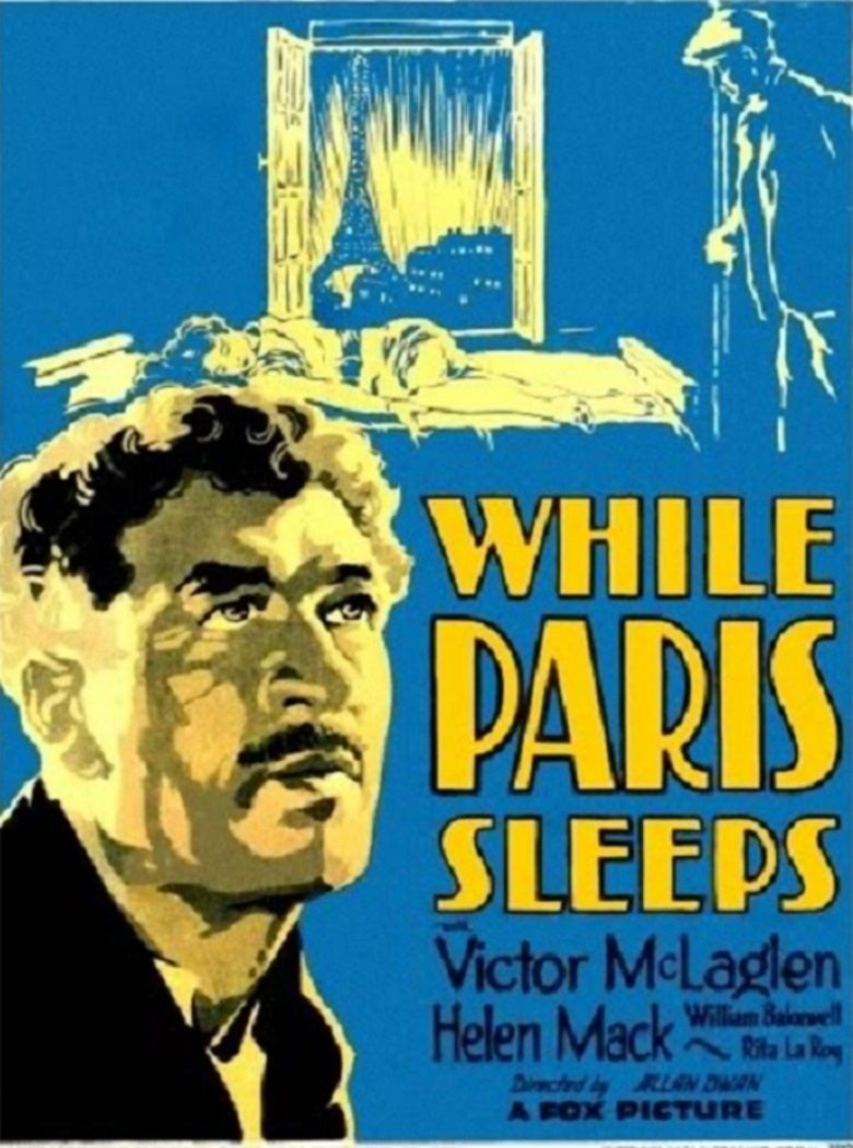 image While Paris Sleeps Watch Full Movie Free Online