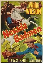 Nevada Badmen Poster