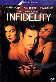 Infidelity/Hard Fall Poster