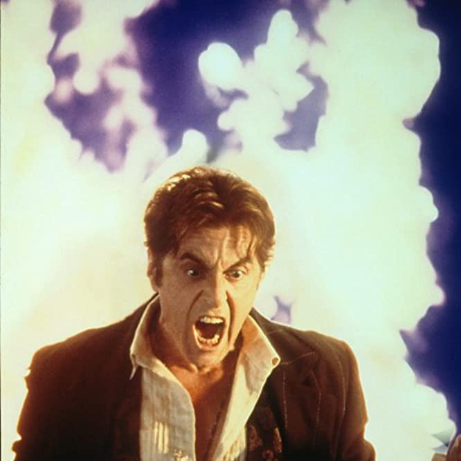 Al Pacino in The Devil's Advocate (1997)