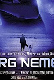 Cyborg Nemesis: The Dark Rift Poster